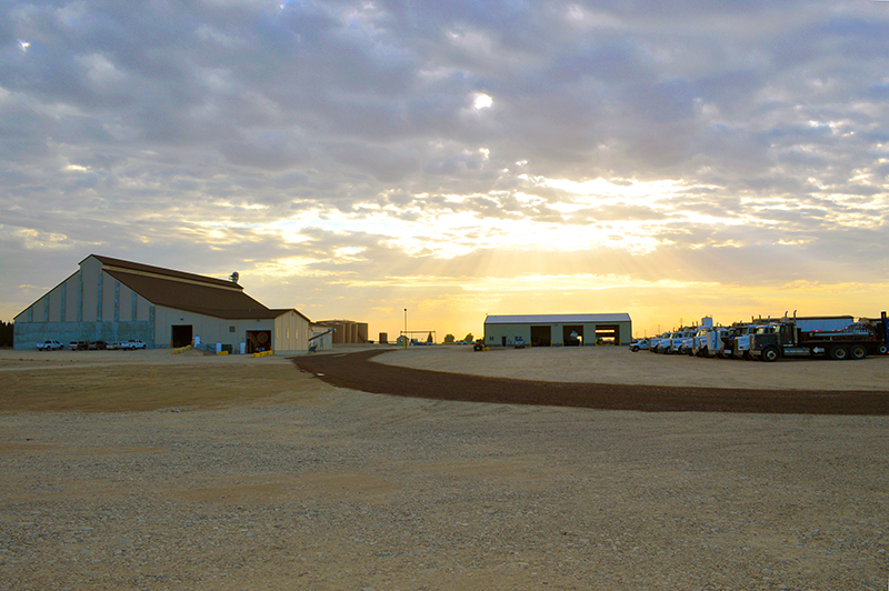 Greenleaf Agronomy plant opens