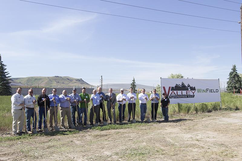 Pocatello Plant Ground Breaking